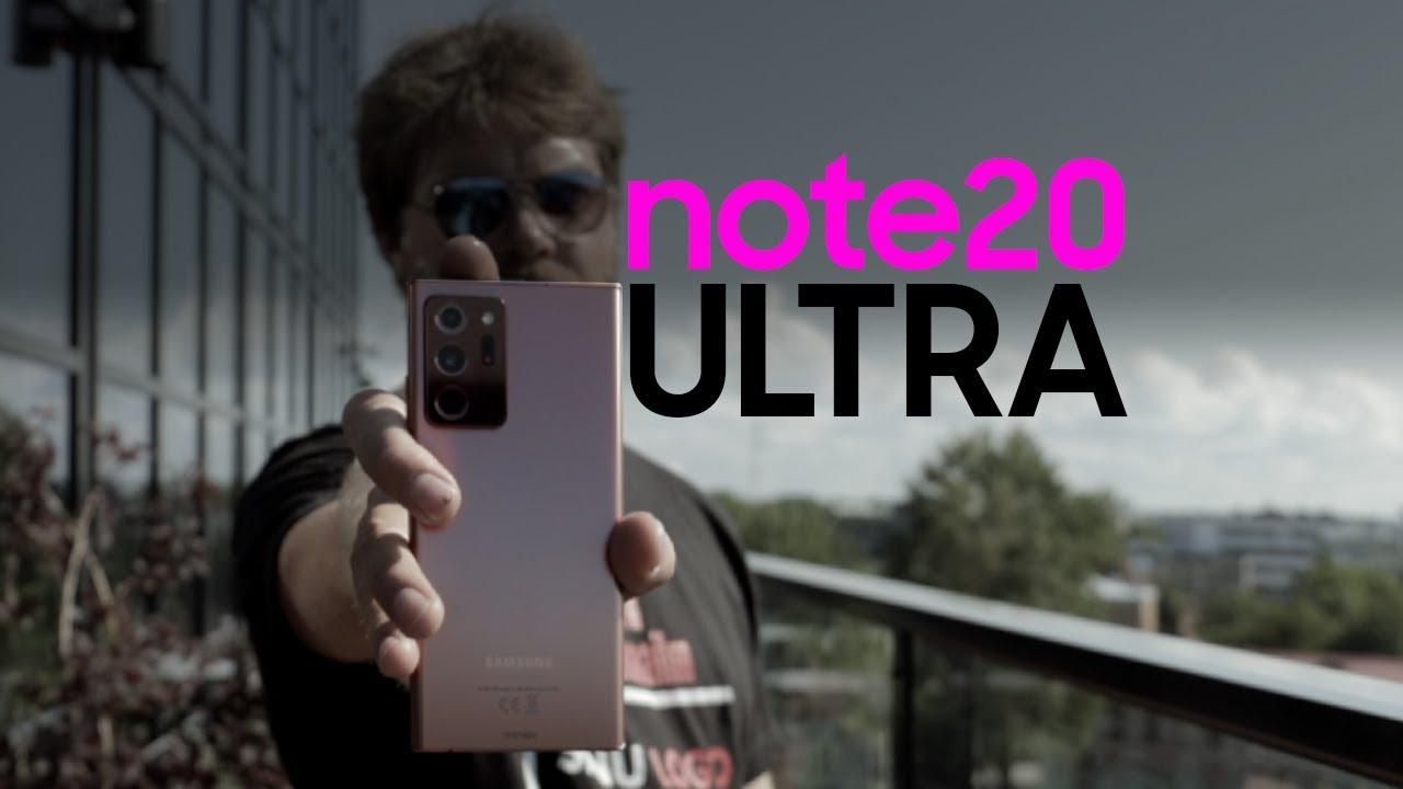 Samsung Note20 ULTRA - produktiivsuse kuninga esmavaatlus