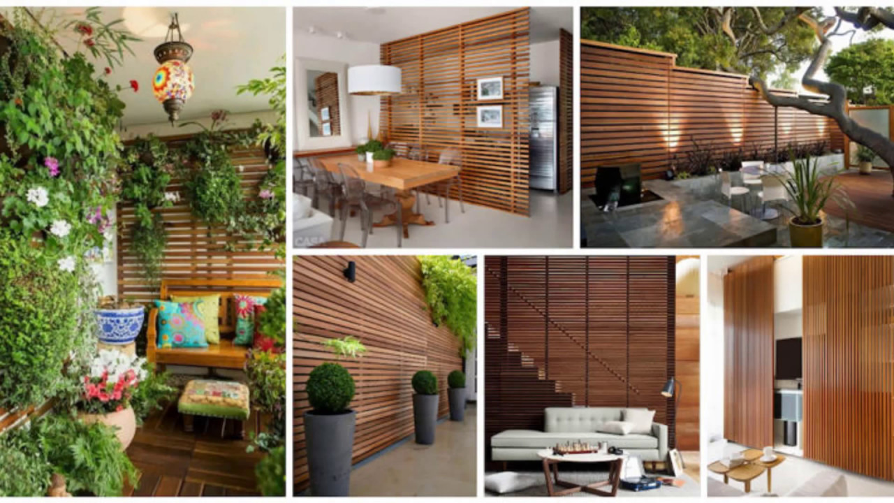 Wooden Screen Room Dividers Privacy Screen 12 Ideas Youtube