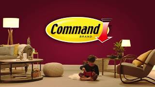 Get Creative this Christmas with Command™ Damage-Free Hooks