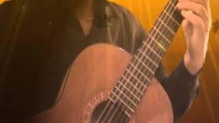 Jadeh yek tarafe(Morteza Pashaei)Arranged for Classical Guitar By: Boghrat
