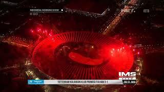Prosesi Menyalakan Api Obor Asian Games 2018