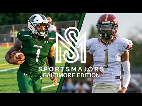 Milford Mill Academy (MD) vs New Town High School (MD) Highlights