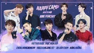 [VIETSUB] |2/6/2018| HAPPY CAMP - NINE PERCENT