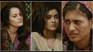 Begum Jaan | Raviza Chauhan, Mishti Chakravorty And Poonam Rajput