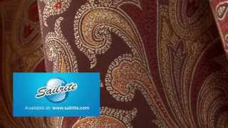 Video of P/K Lifestyles Tamsin Henna Fabric #652831