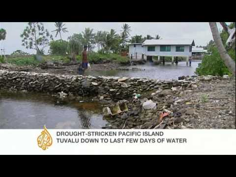 Interview: Tuvalu down to last few days of water