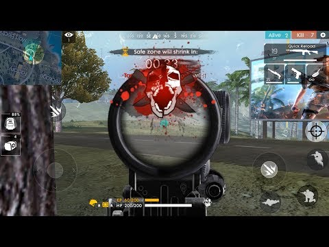Free Fire Bermuda Booyah Gameplay Android 16 Youtube