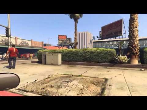 GTA 5  End of Watch Public Enemy  Harder Than You Think Scene