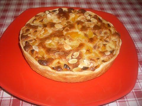 comment-faire-une-tarte-abricots-et-amande?-pâtisserie-facile