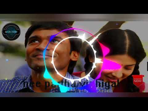 || 3 - Nee Partha Vizhigal ||Dhanush, Shruti Haasan ||5D Audio Song | | Anirudh 8D Songs