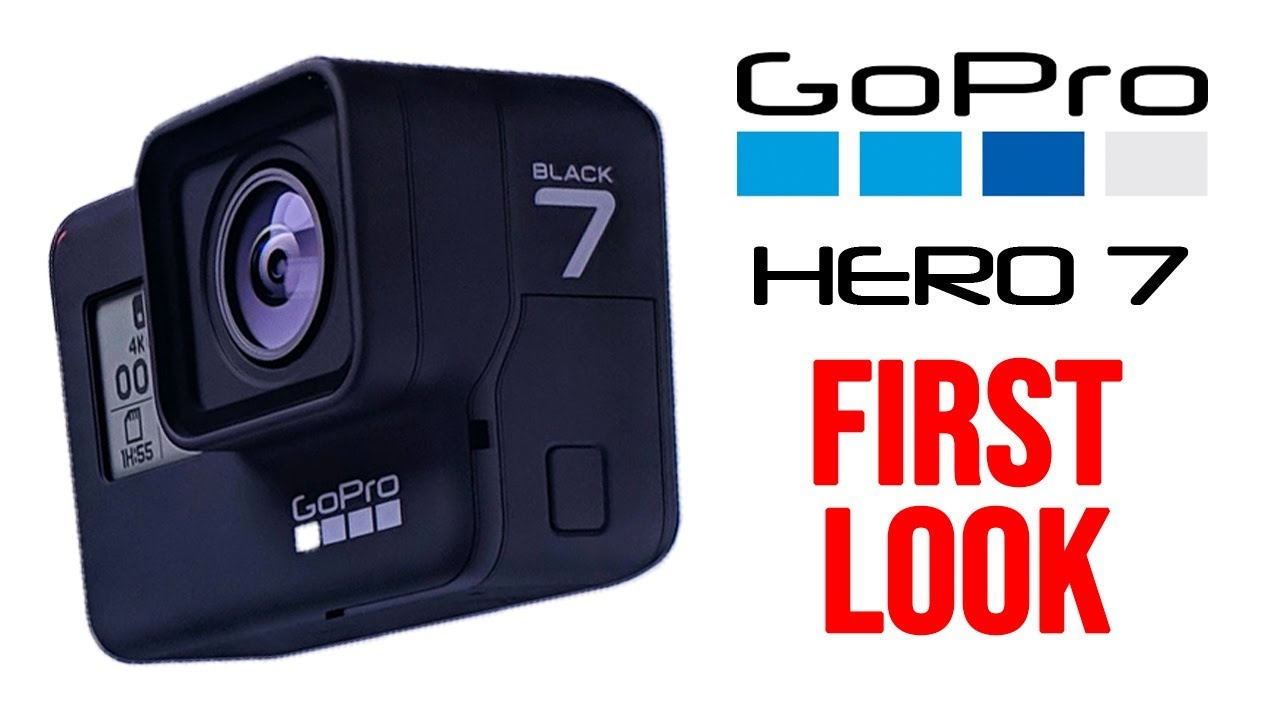 GoPro Hero 7 First Official Pics And Specs