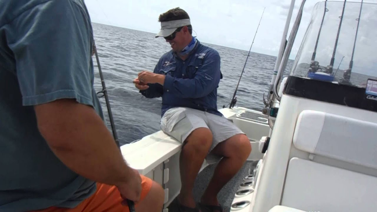 Fishing off sebastian florida youtube for Charter fishing sebastian fl