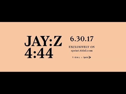 Enjoy Jay-Z's New Album—'4:44' May Be the Last of Its Kind | WIRED