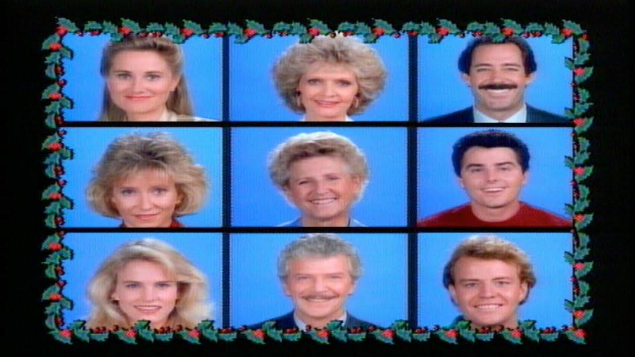 Very Brady Christmas.A Very Brady Christmas Intro 1988 1080p Hd