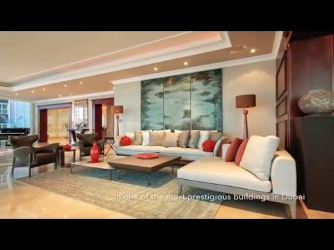 FOR SALE: Stunning Penthouse at Le Reve Tower, Dubai Marina by Verzun
