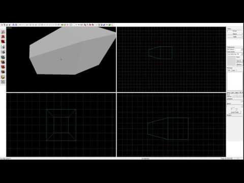 Attempting to merge brushes together in Hammer with Notepad