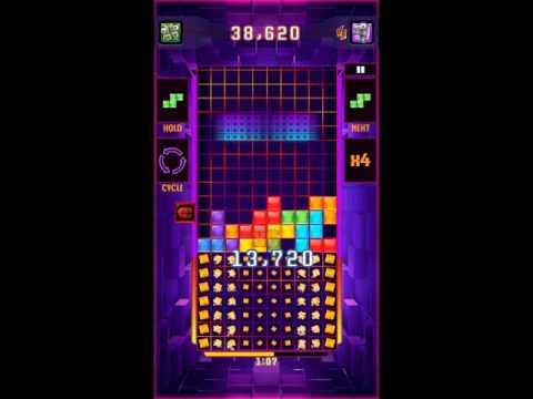 Tetris blitz Doing Battles