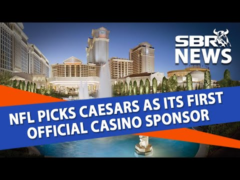 NFL Picks Caesars As Its First Official Casino Sponsor   SBR News Report for January 4th