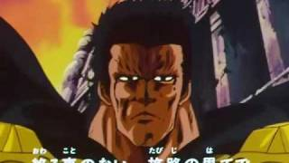 北斗の拳 オープニング サイレントサバイバー.
