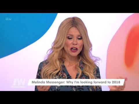 Melinda Messenger Is Loving Being Single  Loose Women