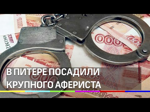 В Санкт-Петербурге осудили крупного афериста