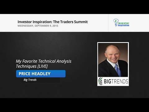 My Favorite Technical Analysis Techniques [LIVE] | Price Headley