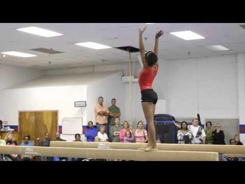 #6 BGA Gymnastics In-House Competition Nov 12 2011