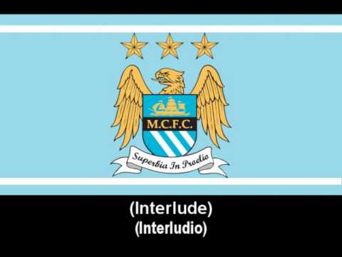 Manchester City Anthem (Lyrics) - Himno de Manchester City (Letra)