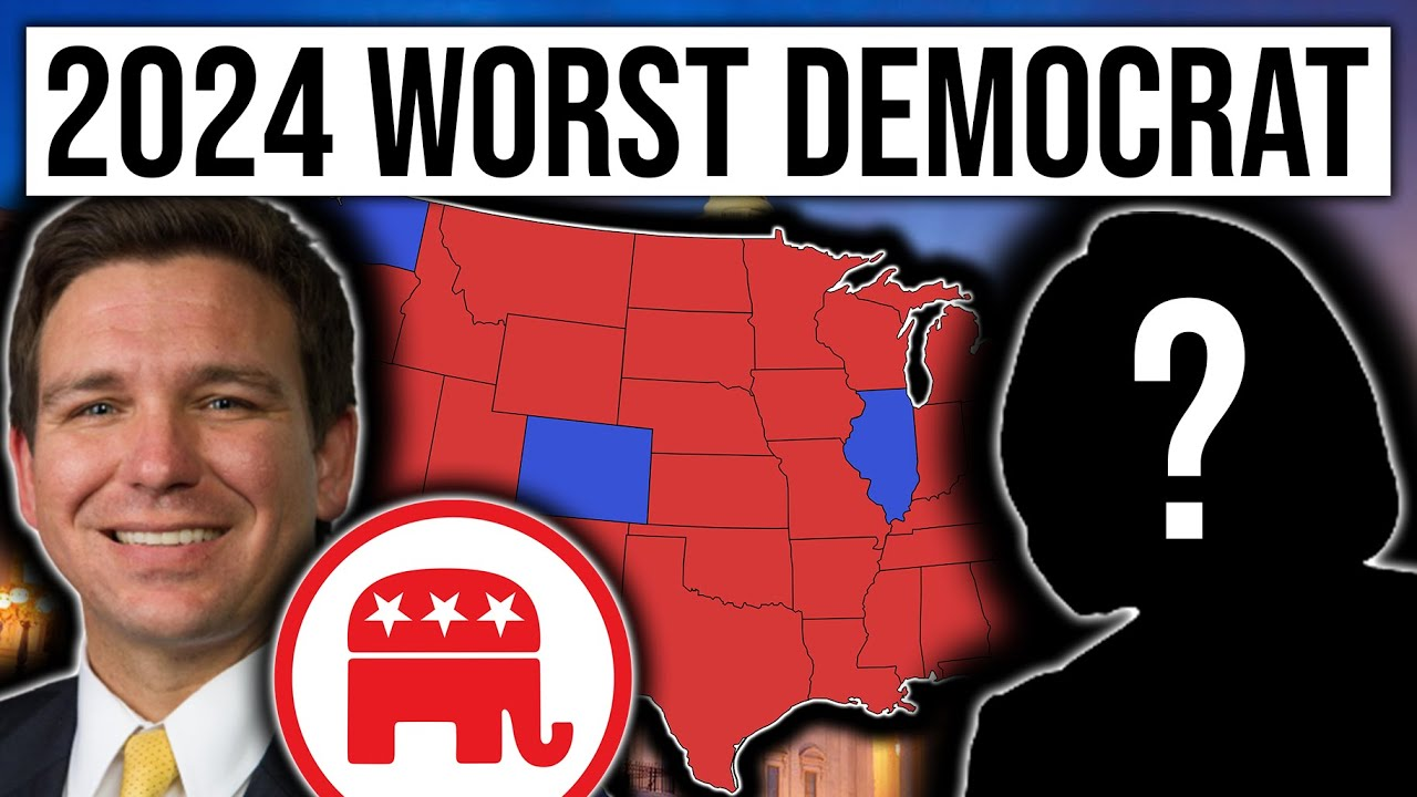 The WORST Democrat vs The BEST Republican | 2024 Election Analysis