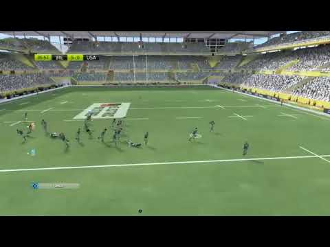 Playing any game of rugby 20 |
