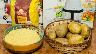 Mamaliga bucovineana - Descopera Traditiile Culinare Romanesti