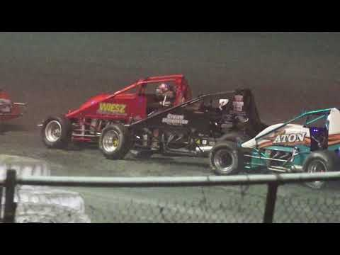 Adobe Cup II - USAC West Coast 360s at Petaluma Speedway 8th Annual Adobe Cub II - 30 Laps + Post Race Interviews. Results: 1 #83 Austin Liggett, 2 #26 ... - dirt track racing video image