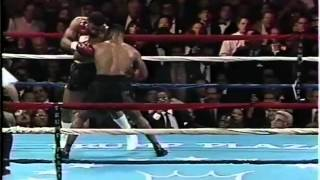 Alex Stewart vs Mike Tyson
