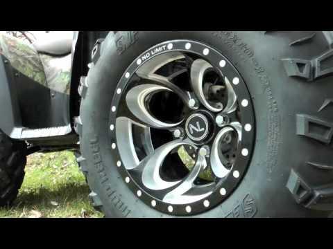 Custom Atv Wheels