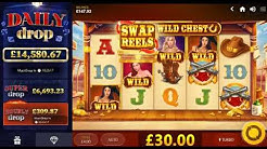 wild wild chest £300 play kassu online casino