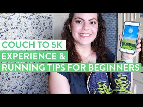 My Couch to 5K Experience! | Running for Beginners, Weight Watchers & Essentials