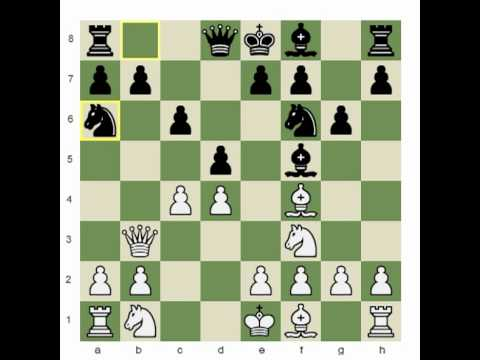 Chess.com: Game Analysis; Ponomariov v. Gelfand