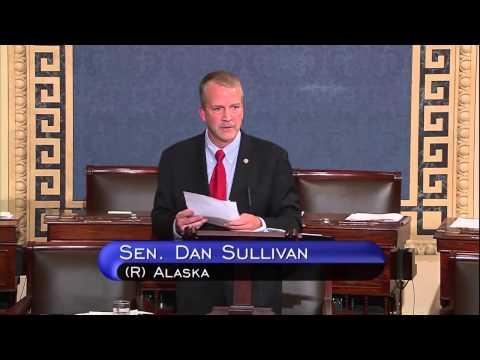 Senator Dan Sullivan (R-AK) Explains His Opposition to President Obama