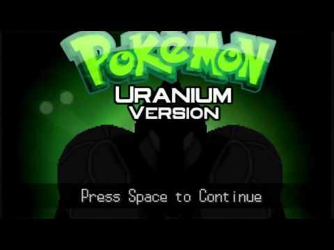 Pokemon Uranium OST - Amatree Town
