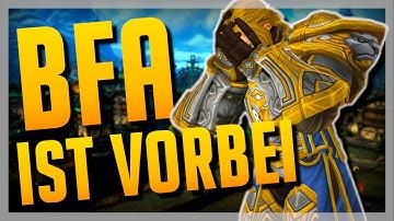 Battle for Azeroth ist für mich AM ENDE! ► World of Warcraft BfA 8.3