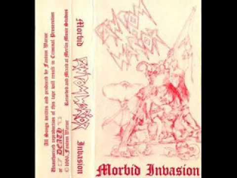 Fantom Warior - 1986 - Morbid Invasion (Demo) [Thrash Metal]