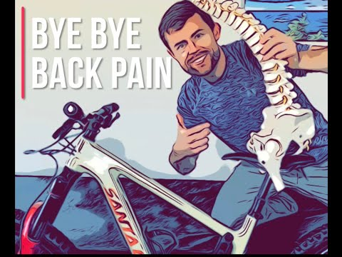 Dr. J MTB: Biking with Low Back Pain. How to fix your own back.