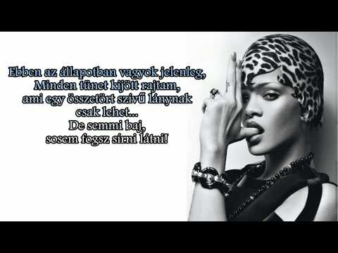 Rihanna Cry (Magyarul, Hungarian Lyrics On Screen)