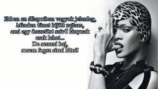 Rihanna Cry (Magyarul, Hungarian Lyrics On Screen)