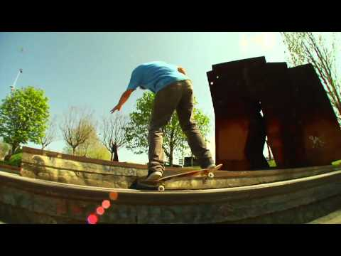 Miki Jaume daily clip (jart skate videos)