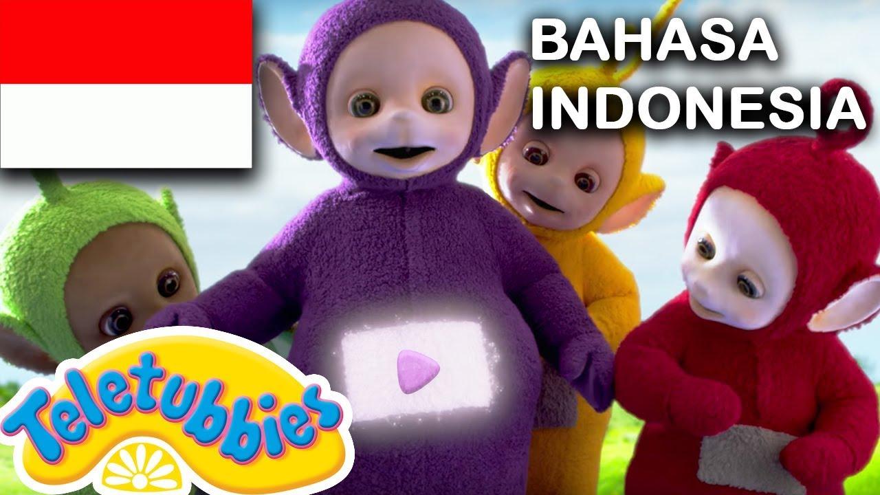 Teletubbies Bahasa Indonesia Mainan Baru Full Episode