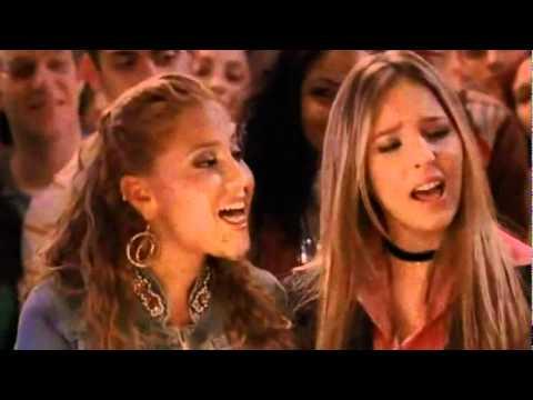 A La Nanita Nana (Acapella) - The Cheetah Girls & Marisol (Belinda)