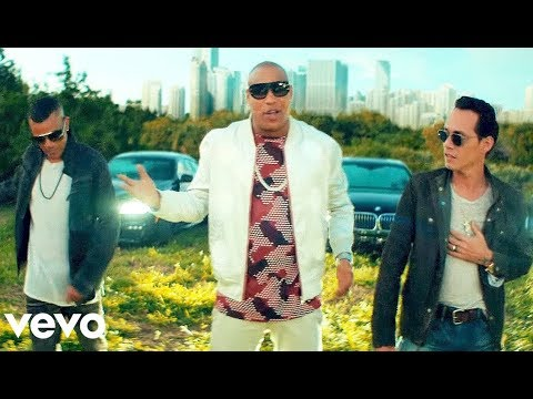 Gente De Zona - Traidora FT. Marc Anthony