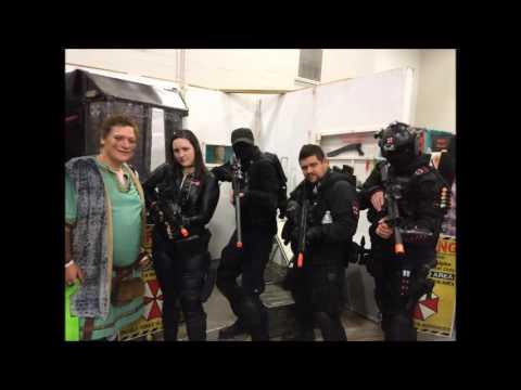 SLCC Comic Con 2016