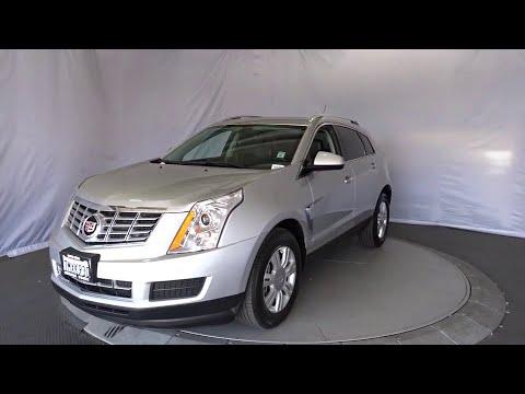 2016 Cadillac Srx Costa Mesa Huntington Beach Irvine San Clemente Anaheim Ca Rj11605